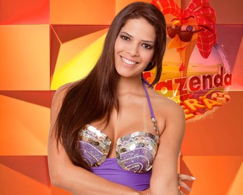 Conheça Nuelle Alves, participante da Fazenda de Verão, novo reality da Record http://r7.com/Zb9z