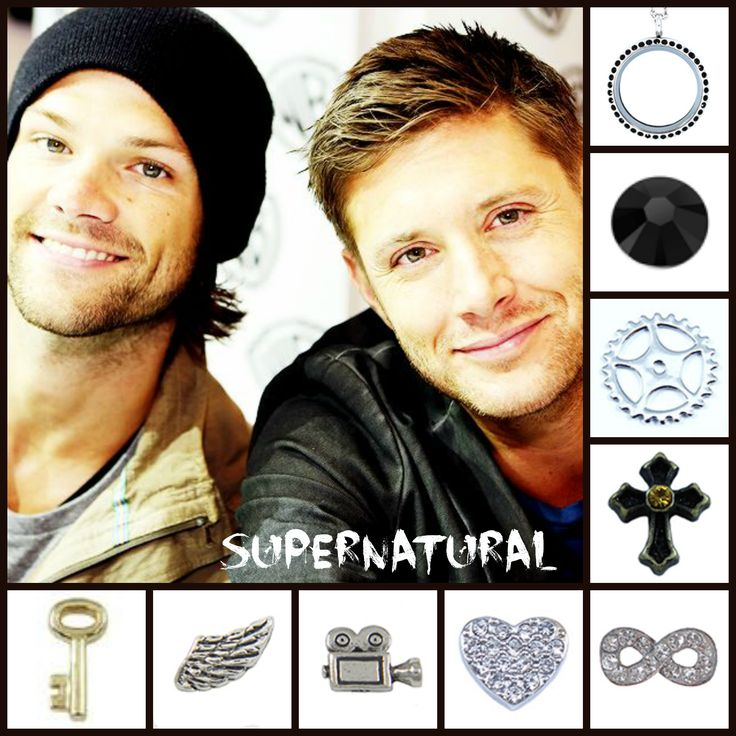 Supernatural fan! Show your love with a South Hill Designs locket and show that your a fangirl! 82.00