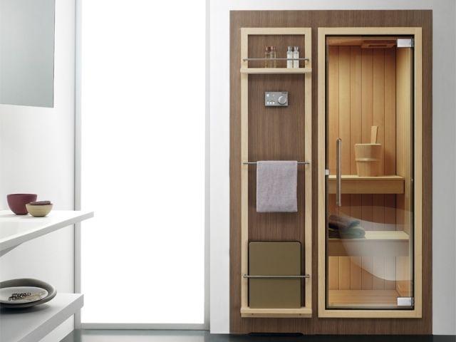25+ beste ideeën over Kleine Sauna op Pinterest - Badezimmer mit