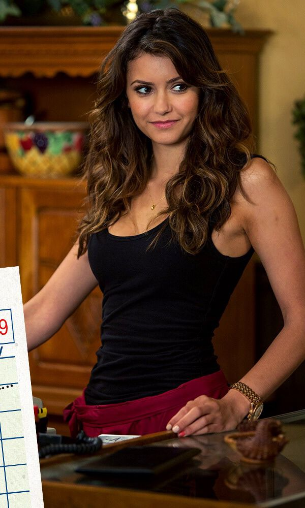 Nina Dobrev in Let's Be Cops