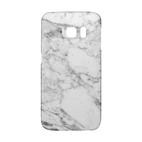 White Marble Samsung Galaxy S6 EDGE Case