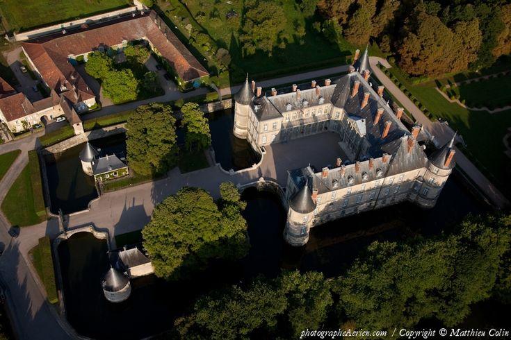 ✈️ Photo aérienne de : Haroué - Meurthe-et-Moselle (54)