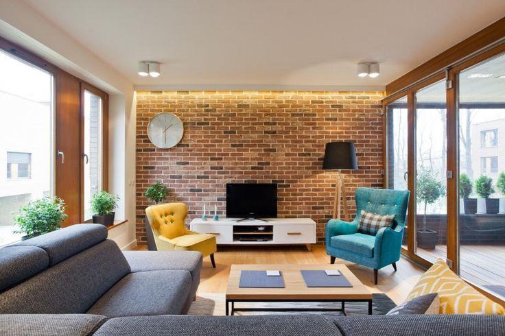 Katowice apartment with bright and cozy interior Superpozycja architekci (4)