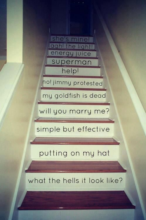 Oh, the memories… One Direction video diaries<3 (Louis' infamous sayings.) loved it.