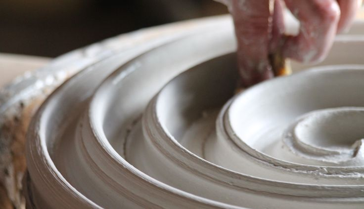 Gestural wheel throwing masterclass with Andrew Bryant | 22 October  Learn Andrew Bryant's specialised techniques in gestural wheel throwing to make your own sculptural ceramic piece.