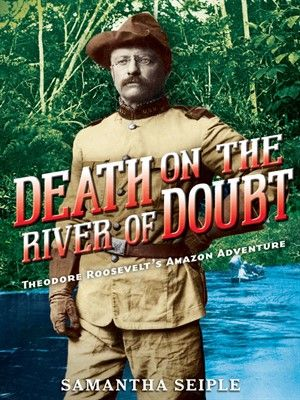 This is a wonderful introduction to junior biography and adventure. Theodore Roosevelt was not content to sit while the world passed him by after spending his childhood sickly and being picked on so he became the opposite...  To read the full review see : kimsbookstack.com  To check out the book see: https://laketravis.biblionix.com/?search=149230  #deathontheriverofdoubt #TheodoreRoosevelt #laketravis #library