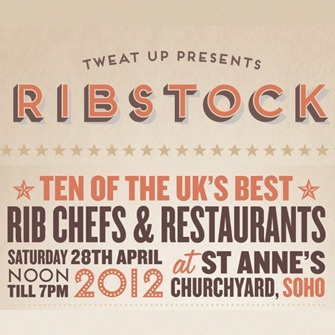 Ribstock 2012 - this is sooooo cool but if you don't know about it, you're unlikely to get a ticket ;)