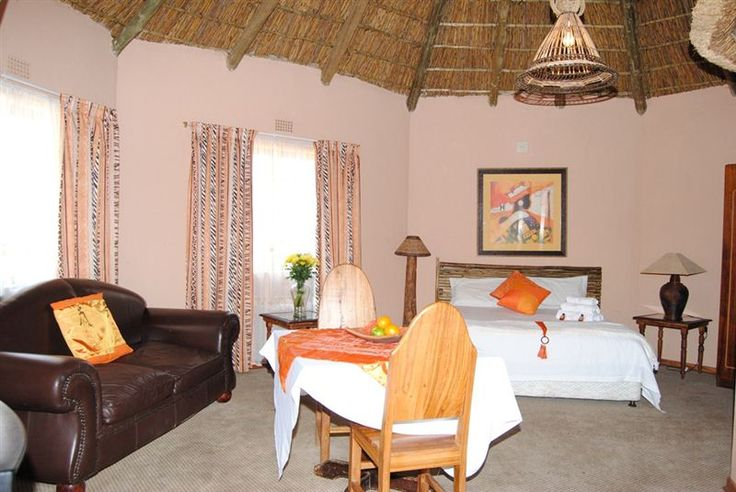 Ekhaya Restaurant and Accommodation - Ekhaya Guest House is situated in the centre of Galeshewe which is one of South Africa's oldest townships and named after a local warrior chief.  Our well-appointed and air-conditioned rooms give new ... #weekendgetaways #kimberley #southafrica
