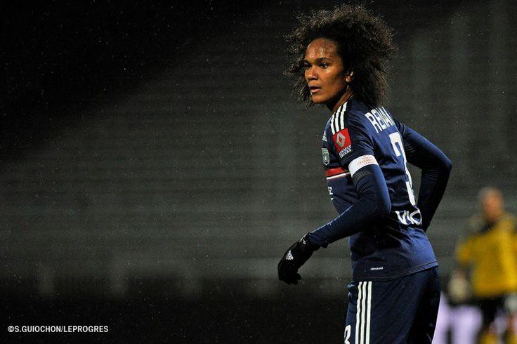 Wendie Renard - OL Féminin - Potsdam - L'infranchissable dernier rempart des Lyonnaises...