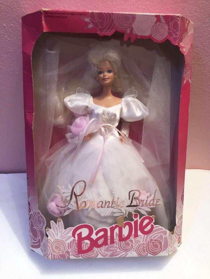 1992 • BARBIE Romantic Bride Blonde (new) see details