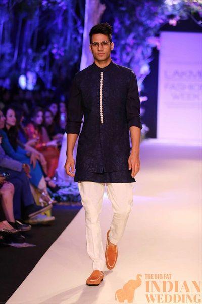 Indian hipster fashion| Manish Malhotra Sweet Spring Collection {Lakme Fashion Week 2014} - Gallery - TheBigFatIndianWedding.com