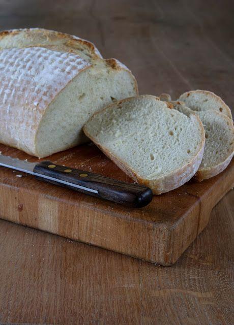 Huis, tuin en keukenvertier: Aardappelbrood van Nigella Lawson