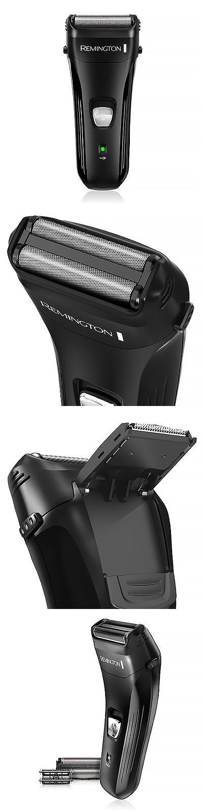 Shaver Parts and Accessories: Remington F2-3800 Men S F2 Series Foil Shaver Wet Dry And Washable New -> BUY IT NOW ONLY: $49.98 on eBay!