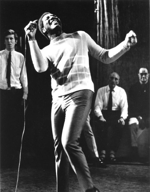 Otis Redding~~~ I wish I could have seen & heard him live.