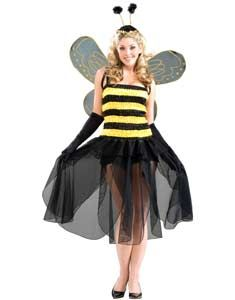 Fairy Bumble Bee Costumes