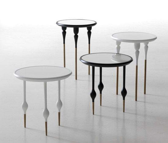 U0027Philippe Iu0027 Side And Coffee Tables By Sam Baron For Casamania.