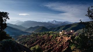 Dream Destinations (Regenwaldreisen): Kasbah Bab Ourika, Marokko