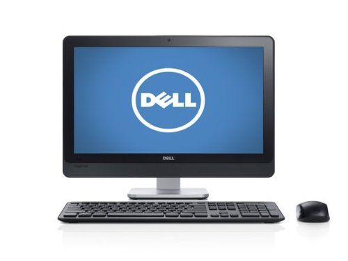 Entertain and Inspire with Dell Inspiron io2330-2274BK All-in-One Desktop.