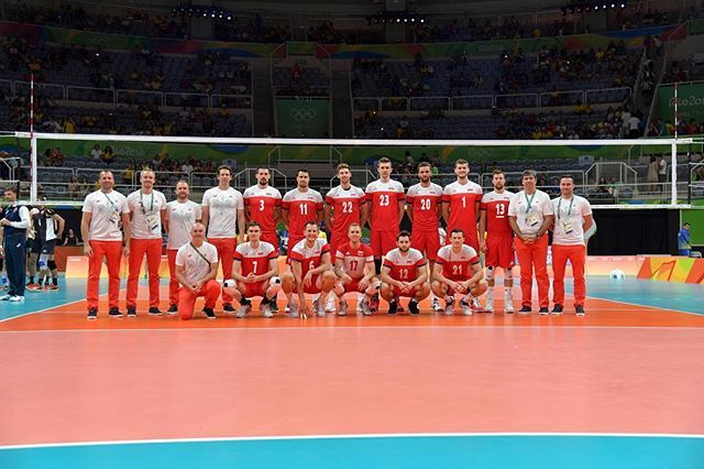 1st game at the Olympics, debut and 1st victory against Egypt! What an amazing feeling#goPoland #teamPoland #Rio2016 #olympicgames
