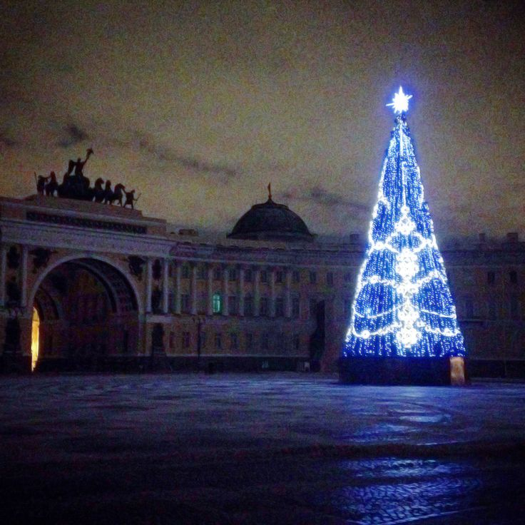 St.Petersburg, Palace square, 2014-2015