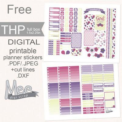 Free planner stickers #freeplannerstickers #plannerstickers #freeprintable…