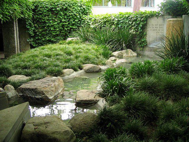 Prayer Garden, Fuller Thological Seminary · Prayer GardenMeditation  GardenBackyard ...