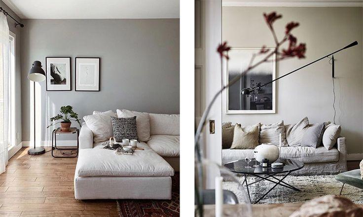 Come decorare la parete del divano: schemi e idee per il ...