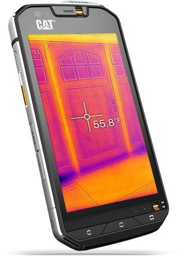 Caterpillar CAT S60 Dual-SIM ‐Android-puhelin, musta – Android – Puhelimet – Puhelimet – Verkkokauppa.com