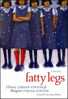 "Need a read aloud about Canadian residential schools? Try ""Fatty Legs"". (Teach with Picture Books blog post)"