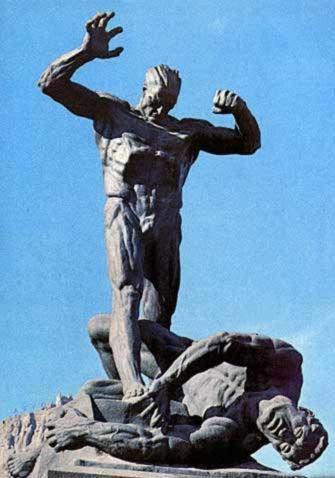 Heinrich Krippel, Afyon, Atatürk anıtı,1936 (Erdinç Bakla archive)