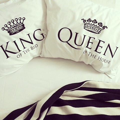 queen und king