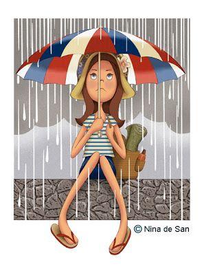 Ilustraciones - Nina de San