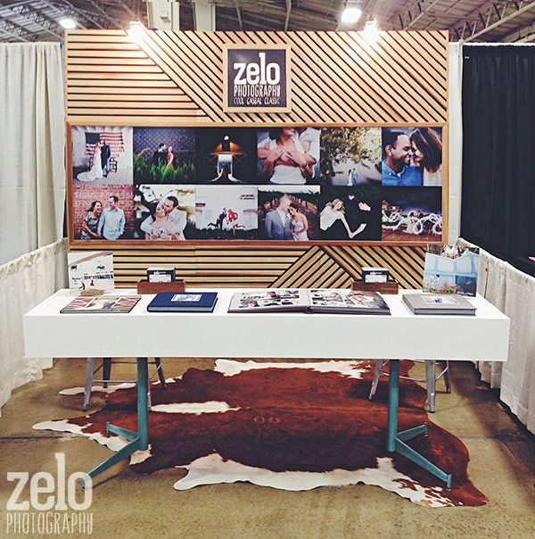 Zelo photography always kills it with their trade show booth design - Show home design ideas ...
