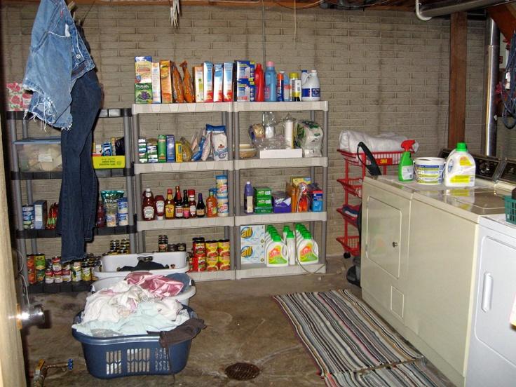 ideas laundry rooms storage ideas basement storage basement ideas