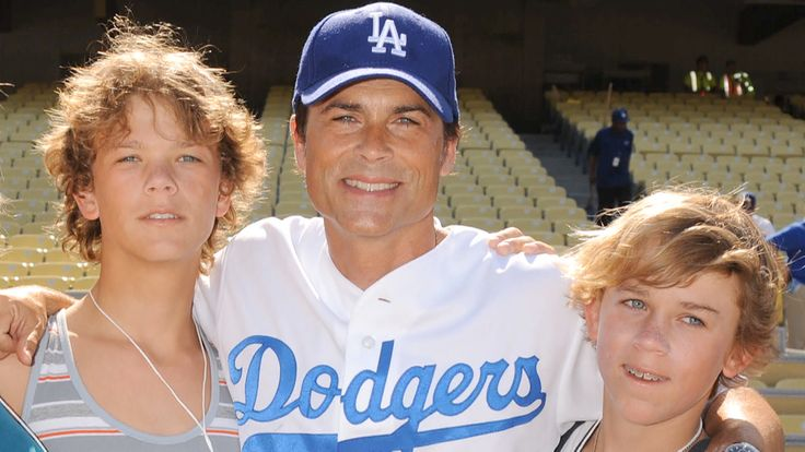 Rob Lowe on fatherhood and kids: 'There's nobody I would rather be with'