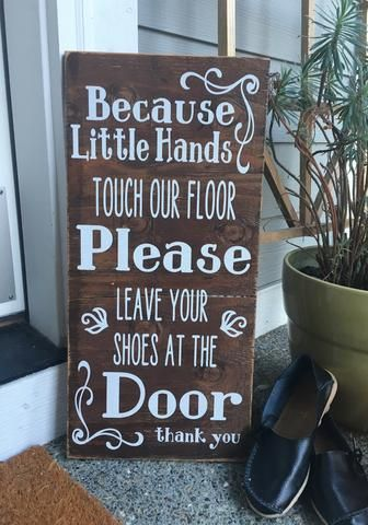 This fantastic sign says it all! These are hand painted, sanded and made from new wood right here in the heartland of America, then the vinyl wording and top seal coat is applied by our expert staff.