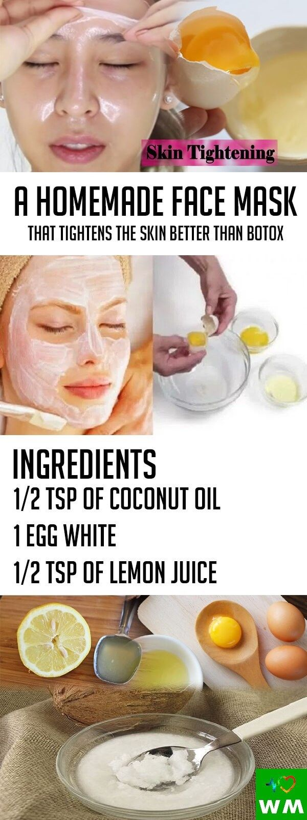 Try this 3 ingredients face mask and look 10 years younger. You do not need to waste a lot of money to look younger anymore.