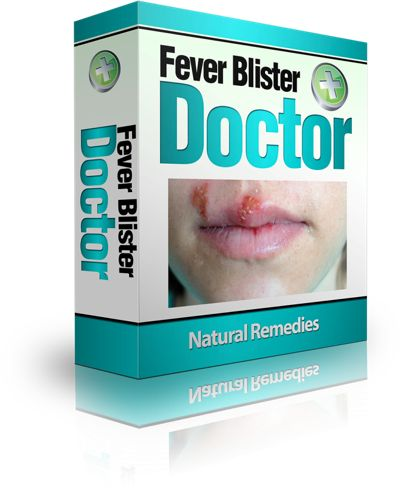 Natural Fever Blister Remedy  So good that it is guaranteed to dramatically reduce or even stop your Painful Fever Blisters Fast or 100% of your Money Back! Only $87 http://www.healthproductsbusiness.com/skin-conditions/fever-blisters/