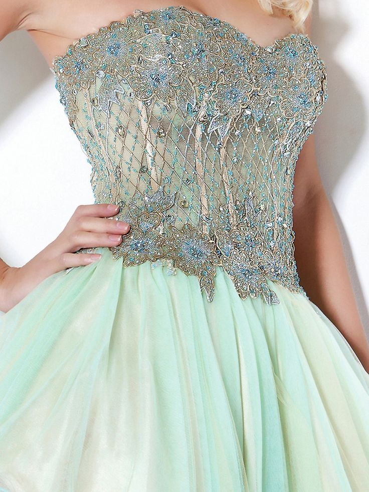 505 best lime mint green jade wedding for you for Mint color wedding dress