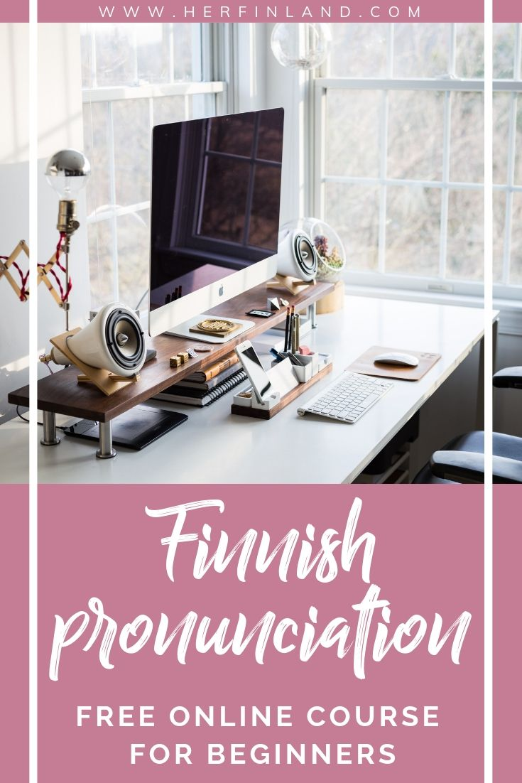 Free Finnish Pronunciation Course Step By Step Easy Method Funny People Quotes