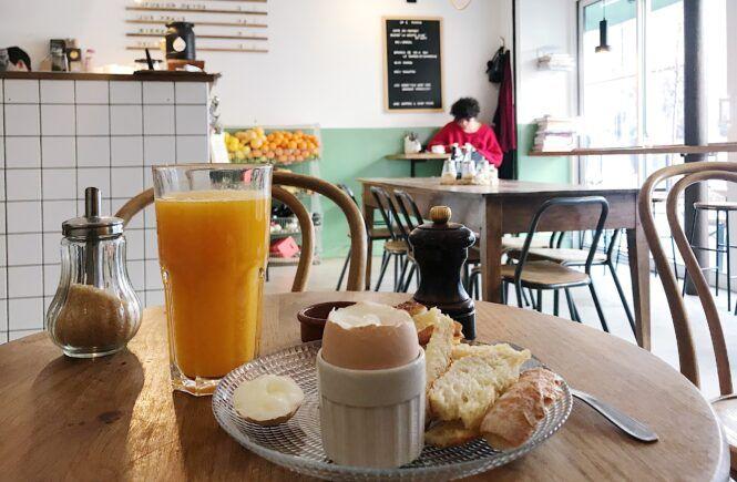 Cafe Pimpim Paris