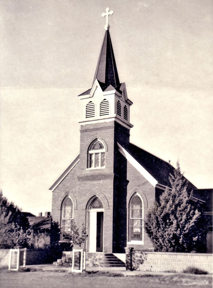 Brown Chapel AME Church at Selma, AL (built in 1908, played a major