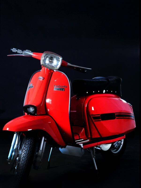 Lambretta DL200