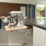 Eichler renovation, modern architecture, midcentury modern, hidden mixer lift