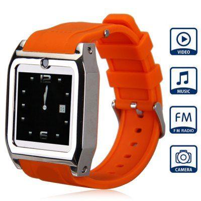 Prezzi e Sconti: #1.5 inch tw530 quad band watch phone Instock  ad Euro 55.30 in #Orange #Mobile phones smart watch phone