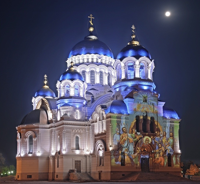 Вознесенский войсковой кафедральный собор, г.Новочеркасск / The Ascension Cathedral in Novocherkassk, Rostov Oblast, Russia