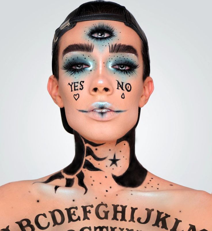 James Charles got skills. He is also the first male CoverGirl.