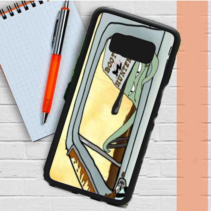 Booty Hunter Squidbillies Samsung Galaxy S8 Plus Case Dewantary
