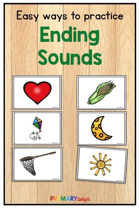 Phonological Awareness Activity Cards For Final Consonant Sounds Phonemic Awareness Activities Phonological Awareness Phonological Awareness Activities Phoneme activities for kindergarten