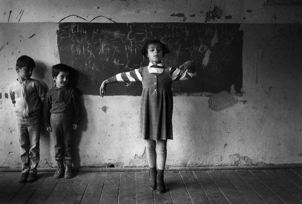 GEORGIA—1995. © Cristina Garcia Rodero / Magnum Photos
